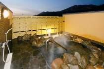 露天風呂付き客室でゆっくり温泉プラン【駐車場無料】