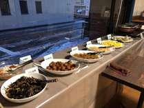■朝食:和洋朝食バイキングを無料サービス♪           7時~9時(最終入店8:45)