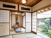 松の間 ゆったり庭付き和室 小田原駅徒歩3分,神奈川県,日乃出旅館