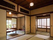 梅の間 ゆったり庭付き和室 小田原駅徒歩3分