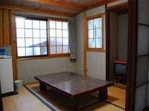 客室例・1階・4.5帖客室