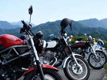 *バイクツーリングプラン