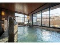 ◆男性大浴場【内湯】希少泉・モルデンの湯