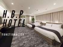 H.B.P HOTEL 客室例