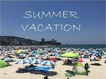 今年の夏休みは南紀白浜へ!白良浜海水浴場まで徒歩15分