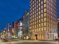 ホテル ザ セレスティン銀座(2017年10月5日オープン)