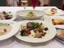 イタリア・フルコース料理