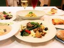 イタリアンフルコース・ディナー