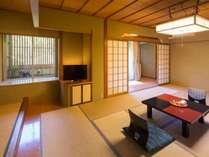【弐番館】露天風呂付き和室