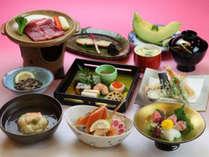 *【ご夕食一例:冬会席】季節の味覚をお届けいたします
