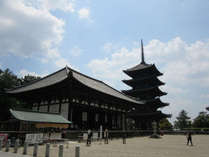 【興福寺】古都奈良を象徴する、五重塔や東金堂!