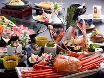 旬味口福♪旬の日本海の鯛、但馬牛、前菜、香住カニ1匹など個室で♪