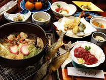 スタンダードコースの料理イメージです。