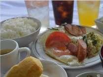 1日の元気は朝食から!手作り朝食バイキング!朝食時間 6:15~9:00