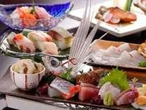 温泉大人旅応援プランお料理イメージ