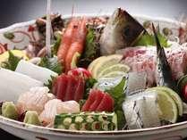 グルメプラン(新鮮地魚大漁盛)