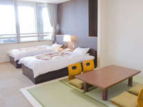 【和洋室一例】和室と洋室の良いところを兼ね備えています
