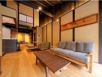 築100年の京町家の趣たっぷり