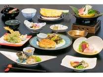 【スタンダード】美浦プランのお食事イメージです。
