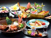 【板前おまかせ】定番の金目鯛煮付けや板前が選んだ旬菜料理コース
