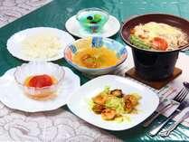 手作りの家庭料理を洋風スタイルで!