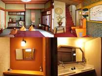木造旅館をリノベーション