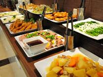 ☆品数豊富!ボリューム満点!人気上昇中の和洋バイキング朝食 【AM7:00~10:00】