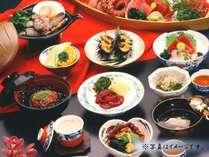【震災復興記念】《網元会席~amimoto~》当館王道コースがお一人様最大30%オフ!