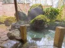 はくもくれんの露天風呂 効能豊かな温泉を好きな時に好きなだけ