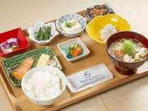 *【朝食】「健康」がテーマの和朝食をご提供しております