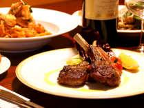 【本格イタリアンコース】ワインに合う創作料理が自慢