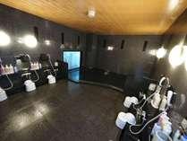 ラジウム人工温泉大浴場「旅人の湯」(男女別)◆ご利用時間【15:00-2:00、5:00-10:00】
