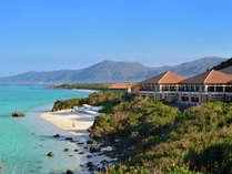 *外観/青い海がすぐそこ!大自然と一体になったリゾートです。
