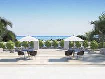 *施設/海を眺めながら、のんびりとお過ごし下さい。