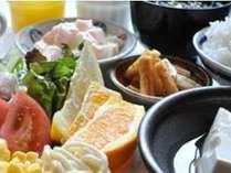 レストラン朝食(6)