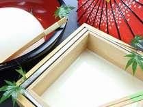レストラン朝食(1) 手作り豆腐と湯葉の健康朝食(大人1人¥1,320) 1階レストランLohasJ-Styleにて