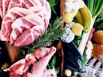 【Natural BBQ】「食材の美味しさをそのまま味わう」がコンセプトのBBQスタイル!