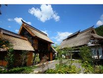 かやぶきの源泉湯宿 悠湯里庵 川場村の旅館