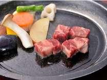 上州牛ステーキ(一例