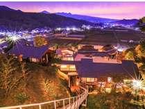 モノレールで行く「別館・展望台」からの眺望
