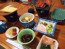 白浜の自然の恵みを朝からたっぷり☆朝食付きプラン