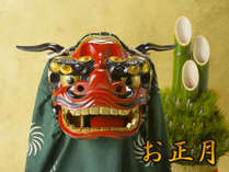 お正月は白浜名物「クエ鍋」で豪華にお祝い(イメージ)