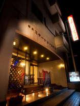 【諫早ステーションホテル】JR諫早駅から徒歩3分の好立地です。