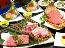 呑喰庵で食べる鉄板焼き