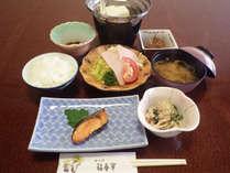 【朝食一例】和食膳を召し上がって、観光やお仕事へお出かけ下さい。