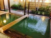 【温泉/女湯】美肌の湯でゆっくりどうぞ。