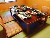 【個室】完全個室で楽しく美味しいひとときを♪(4名利用の場合)