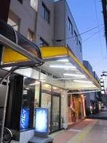 藤枝駅より徒歩5分。ホテルイレブン♪