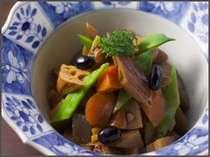兵庫の無農薬・有機野菜を皮ごと使用した身体に優しい煮物