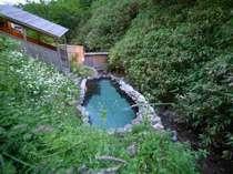 女性専用露天風呂「山ゆりの湯」
